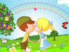 <a href='http://www.dressupgirl.net/group-game/Kissing-Games-813/1.html' target='_blank'>Kiss</a> To Save The Village: You and your boyfriend live in a beautiful  village. The life here is so peaceful but one day, a cruel witch comes to your village. She really hates the happiness so she turns everyone to stone. You and your sweetheart decide to save your village then you must kiss each other. But don't get caught by the witch or she'll turn you to stone. Have fun