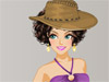<a href='http://www.dressupgirl.net/dressup/2760/Summer-Beach-Girl.html' target='_blank'>Beach</a> Dress Up: Girls, I'm so happy because I'm going to have a vacation on a Caribbean island. Wow, I think it'll be an amazing trip. Thanks mom and dad so much. But I don't know what to wear. Can you help me hand? Please because I really want to look cool and take a lot of photos.