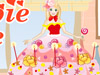 Barbie Cake Cooking