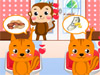 Pet <a href='http://www.dressupgirl.net/dressup/2817/Sushi-Restaurant.html' target='_blank'>Restaurant</a>: You have opened a pet food restaurant. And you are very happy because your restaurant has many customer. Now, your must feed all the <a href='http://www.dressupgirl.net/category/Animal-Games/1.html' target='_blank'>pets </a> who go in your restaurant and let see how fast you are. Have fun.