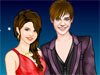 Selena Gomez and Justin Bieber Dress Up