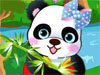 Panda Dress Up