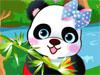 Panda Dress Up