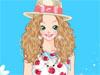 Girly Girl Dress up: These outfits are so girly, gentle and stylish, too.  All the dresses, skirt, shirt and the accessories make you look very feminine.  Try it up, you will believe.
