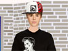 Cool <a href='http://www.dressupgirl.net/dressup/2932/Justin-And-Selena-Kissing.html' target='_blank'>Justin Bieber</a>: Justin Bieber is so hot and his voice is so great. Today, he is going to have a date with his lover. Check out his fashionable wardrobe, choose a cool outfit and dress his up. Have fun.