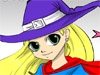 <a href='http://www.dressupgirl.net/dressup/2941/Witch-Dress-Up.html' target='_blank'>Wizard</a> Coloring: They are normal people and now they are studying at a famous wizard school in order to become great witches. Now, you can color these fun pages and have fun.