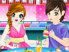 <a href='http://www.dressupgirl.net/dressup/2827/First-Date-Dress-Up.html' target='_blank'>Dating</a> At Ice Cream Store: Girls, I'm going to have a date with my lovely boyfriend at ice  cream store. So sweet. So romantic. I want to look perfect in his eyes. Check out my wardrobe, choose the best outfit then dress me up. Make me become the most beautiful girl there.