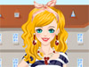 Ready For The <a href='http://www.dressupgirl.net/dressup/3084/Back-To-School-Dress-Up.html' target='_blank'>School</a>: Girls, I love my school so much. I can learn many interesting at school and have a  great time with my friends. Help me dress up and have fun.