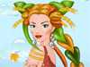 <a href='http://www.dressupgirl.net/group-game/Fairy-Dress-up-93/1.html' target='_blank'>Fairy</a> Hairstyle: The Autumn fairy princess is going to participate to a hair style competition. She has some powerful opponents, but she is not worried, because she is aware of her natural beauty. She needs a professional hair stylist, to arrange her hair and to dye her hair locks. Will you give her a helping hand?