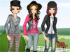 Girls Love <a href='http://www.dressupgirl.net/dressup/3093/Princess-With-Horse.html' target='_blank'>Horse</a>: Our beautiful girls love riding horse so much. Today is a lovely day and they decide to go riding in the countryside. Now, help her dress up and prepare for this day. Have fun.