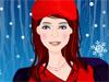 Winter Girl Dress Up