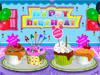 Birthday <a href='http://www.dressupgirl.net/dressup/2959/Tinkerbell-Cupcakes.html' target='_blank'>Cupcakes</a> : Girls, today is my best friend's birthday. I really love her so much. I decide to make cupcakes for her. Help me and have fun in this birthday party.