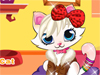 Beautiful <a href='http://www.dressupgirl.net/dressup/1510/Kitten-Maker.html' target='_blank'>Kitten</a> : You love animal so much. Therefore, you decide to open a pet salon. Today a pretty kitten comes to your salon. She asks you to make her become the most beautiful kitten. Can you help her a hand?