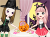 Halloween With My Friend