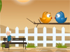 <a href='http://www.dressupgirl.net/dressup/2105/Cute-Birdies-Puzzle.html' target='_blank'>Bird</a> Kissing: This lovely couple of birds would like to kiss, because this gesture symbolizes deep love. The problem is that they don't want to be seen by their babies or by the eagles which are flying around their nest. Would you like to help them share a sweet kiss without being disturbed?