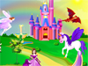 Fantasy<a href='http://www.dressupgirl.net/dressup/2256/Castle-Dating-Dressup.html' target='_blank'>Castle</a>: Decorate a castle in the middle of the unicorn fields. There's magic in the air, and with fairies, dragons, and mythical creatures running around you're either going to need friends or knighted guardians to defend your beautiful castle!