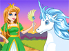 Princess And Unicorn Dress Up