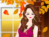 I Love <a href='http://www.dressupgirl.net/dressup/3126/Autumn-Wedding.html' target='_blank'>Autumn</a>: Girl, I really love autumn and if you can go out with your friends in these day, it's really wonderful. Now, I'm going to participate at a party with my friends, help me dress up and have fun.