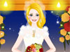 Candle <a href='http://www.dressupgirl.net/dressup/3220/Hello-Wedding.html' target='_blank'>Wedding</a>  Dress Up: Rachel is going to get married tonight. She will tie the knot with her boyfriend at a romantic place. And you know, there are a lot of wedding candles and flowers. So amazing. Now, you are her best friend and she really needs your advice. Which wedding gown should she wear? How about wedding veil and jewelries?