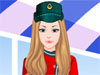 Air Hostess Dress Up Games