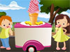 <a href='http://www.dressupgirl.net/dressup/3210/Ice-Cream-Puffs.html' target='_blank'>Ice Cream</a>  Decoration: Girls, today I will go out with my best friend, Tommy and we want to eat ice cream. Wow, it is so delicious. Can you help us decorate our ice cream.