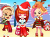 Best Friend And Christmas: Girls, I and my best friends are going shopping for Christmas. Well, it's so fun. Join us and have fun.