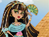 <a href='http://www.dressupgirl.net/dressup/2844/Cleopatra-Dress-Up.html' target='_blank'>Cleo De Nile</a>  Dress Up: Today you will meet Cleo De Nile - a very famous girl. You need to choose a perfect hairstyle for her before dressing her up. Have fun.