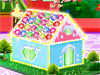 Gingerbread House For <a href='http://www.dressupgirl.net/dressup/2436/Christmas-Doughnut-Cooking-Game.html' target='_blank'>Christmas</a>: Girls, i love gingerbread so I decide to make a gingerbread house for Christmas. Well, now everything is done. I need to decorate my gingerbread house. Can you help me a hand?