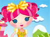 <a href='http://www.dressupgirl.net/category/Doll-Maker/1.html' target='_blank'>La La Loopsy</a> : La La Loopsy doll is so lovely and pretty. Of course, little girl love this doll with button eyes so much. Now, you want to dress her up. Choose beautiful outfits and enjoy yourself.