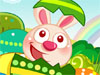 Easter Egg Rush Game: Wow, <a href='http://www.dressupgirl.net/category/Action_Puzzle/1.html' target='_blank'>Easter</a>  is coming and do you love this festival? Today, I want to present you a really really interesting games. It is called Easter Egg Rush Game. Your mission is to collect these egg to earn money. Now, let's start and enjoy yourself. Have fun.