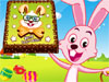 Easter Day Bunny Cake