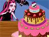 Draculara Cake