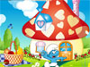 Smurf <a href='http://www.dressupgirl.net/dressup/3413/Elf-Tree-House-Decor.html' target='_blank'>House</a> Decor: Girls, do you love smurf and want to live with them? Now, your dream has become true. Design Smurf house and have fun.