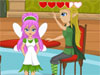 Fairy Restaurant: Girls, I have just opened a restaurant. There are many customers there and they are fairies. Now help me to service these customers. Have fun.