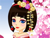 Japanese <a href='http://www.dressupgirl.net/' target='_blank'>Princess</a> Games: Welcome to Japan and today you will meet a beautiful Japanese princess. She will present to you about her traditional clothes. Let's start!