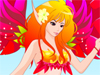 Princess Fairy: Girls, she is a fairy princess and she loves fashion so much. Now, she wants to look so cool and be the center of attention. Let's help her dress up and enjoy  this wonderful game.