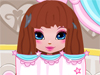 Beauty Hair Salon Games: Be a talented hairdresser with this fun game. Three cute costumers come to your salon and they want different hairstyle. Let's choose the right hairstyle for them. Enjoy.