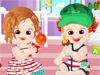 Twins Dress Up: Girls Miranda and Robert are super cute twins. They are so lovely. Now, help them dress up and enjoy yourself with this fun game.