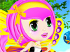 Fairy Princess Game: Girls, this fairy princess is so cute and she loves wearing beautiful clothes. So use your creation and combine these pretty items. And let's see!