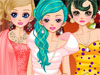 Autumn Girl Fashion: Girls, three girls are so stylist and now it's time for them to be stunning on the stage. Help them dress up and impress everyone with their amazing style.