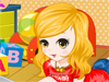 Ipad Girl Style: Girls, this beautiful girl is so happy because she has received a beautiful ipad in her birthday. Help her dress up so that she can show that she is a modern girl with modern equipment.