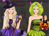 Halloween Doll Costume