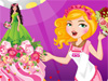 Fun Princess Cake Decor