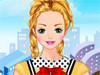 School Shopping Game: Ciara is having a wonderful day with friends. They go shopping together to buy beautiful school outfits, cool accessories, pretty shoes.... Let's help her a hand, give her some advices and enjoy shopping day!