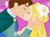 Cinderella Kiss Her Prince