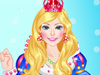 Christmas Princess Date: Our princess is having a date with her charming prince. Wow, that's great. They will dance together in the moon light. So romantic. Help her dress up and enjoy this game.