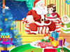 Christmas And New Year Decor: Merry Christmas and Happy New Year girls. Let's celebrate this holiday by decorating your room. Have fun!
