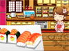 Yummy Sushi: Girls, let's make sushi - one of most yummy Japanese food with our cute chef. Have fun time together!^^