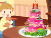 Baby Cake Decor: Wow, let's decorate this cake for your brother and enjoy this decorating game!