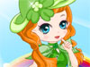 St  Patrick's Day Fairy: For this year's St. Patrick's Day, this beautiful Irish fairy has prepared a super special, colorful wardrobe ruled by a wide variety of bright and sweet colors, so feel free to take a sneak peek girls and see which of those candy-colored clothing items will make the best outfit for this holiday. Enjoy!